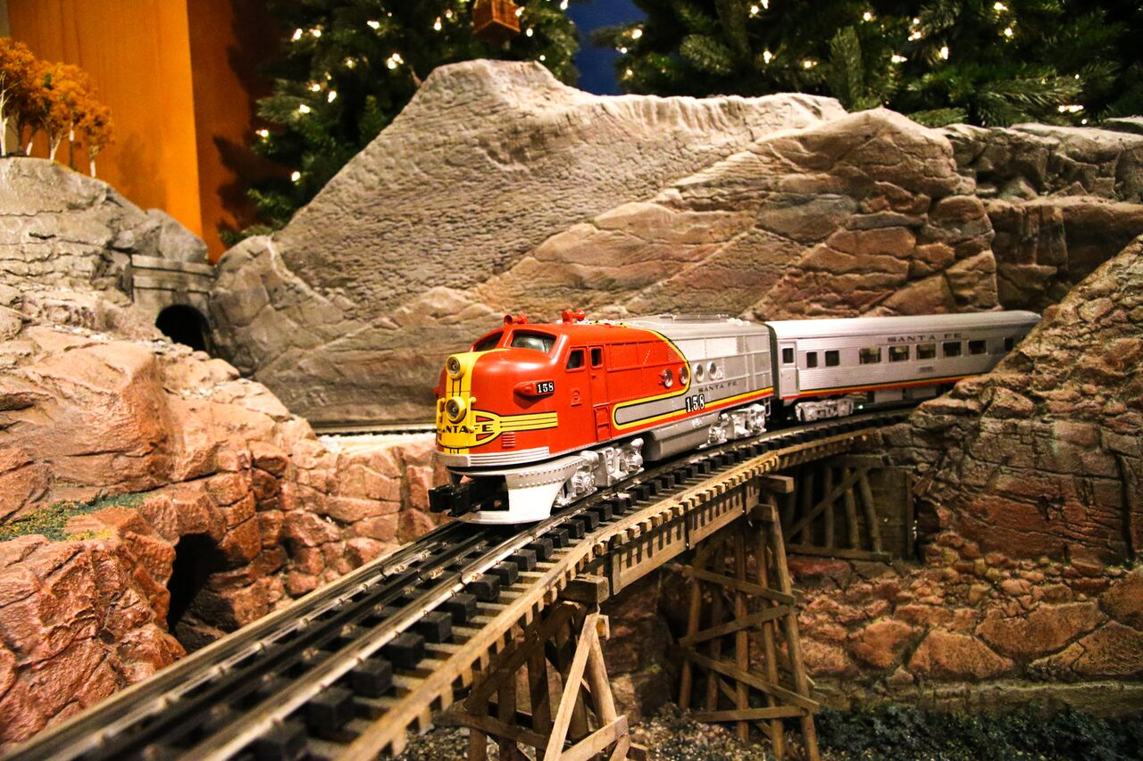 dfw craft shows the trains at northpark amp seek arts culture 1847
