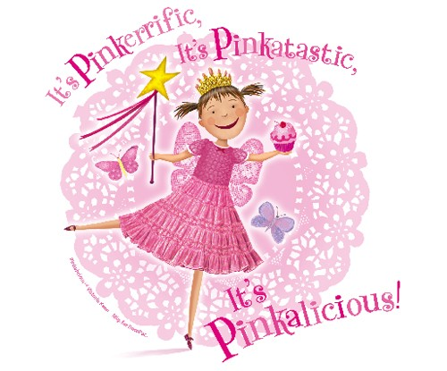 pinkalicious the musical presented by the dallas children s theater