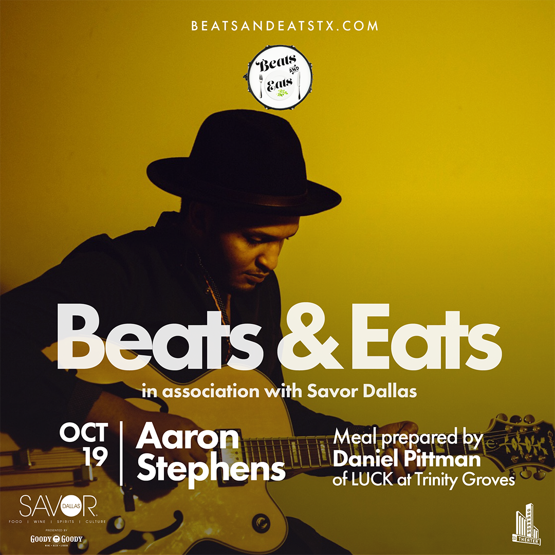 beats amp eats with aaron stephens full band artampseek