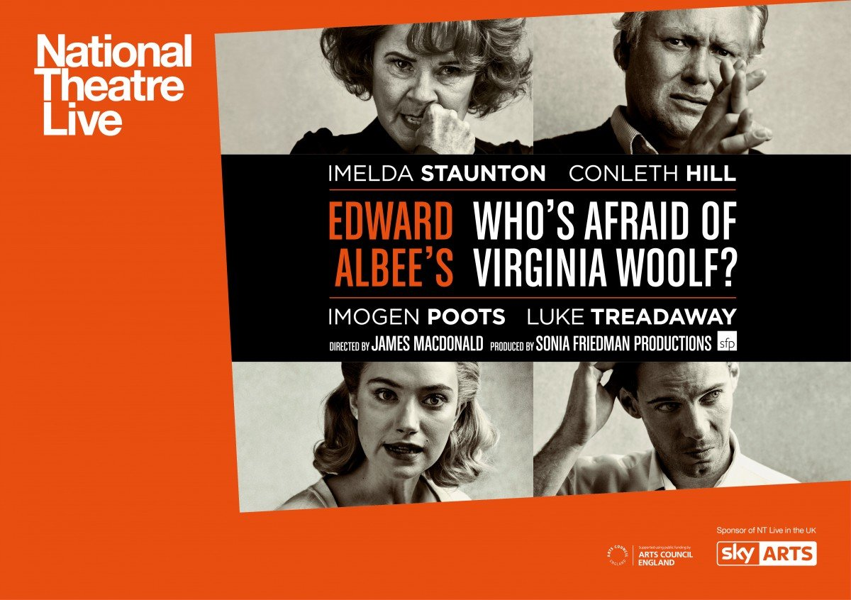 an analysis of the relationship between george and martha in edward albees whos afraid of virginia w Who's afraid of virginia woolf from wikipedia, the free encyclopedia jump to: navigation, search for the 1966 film adaptation, see.