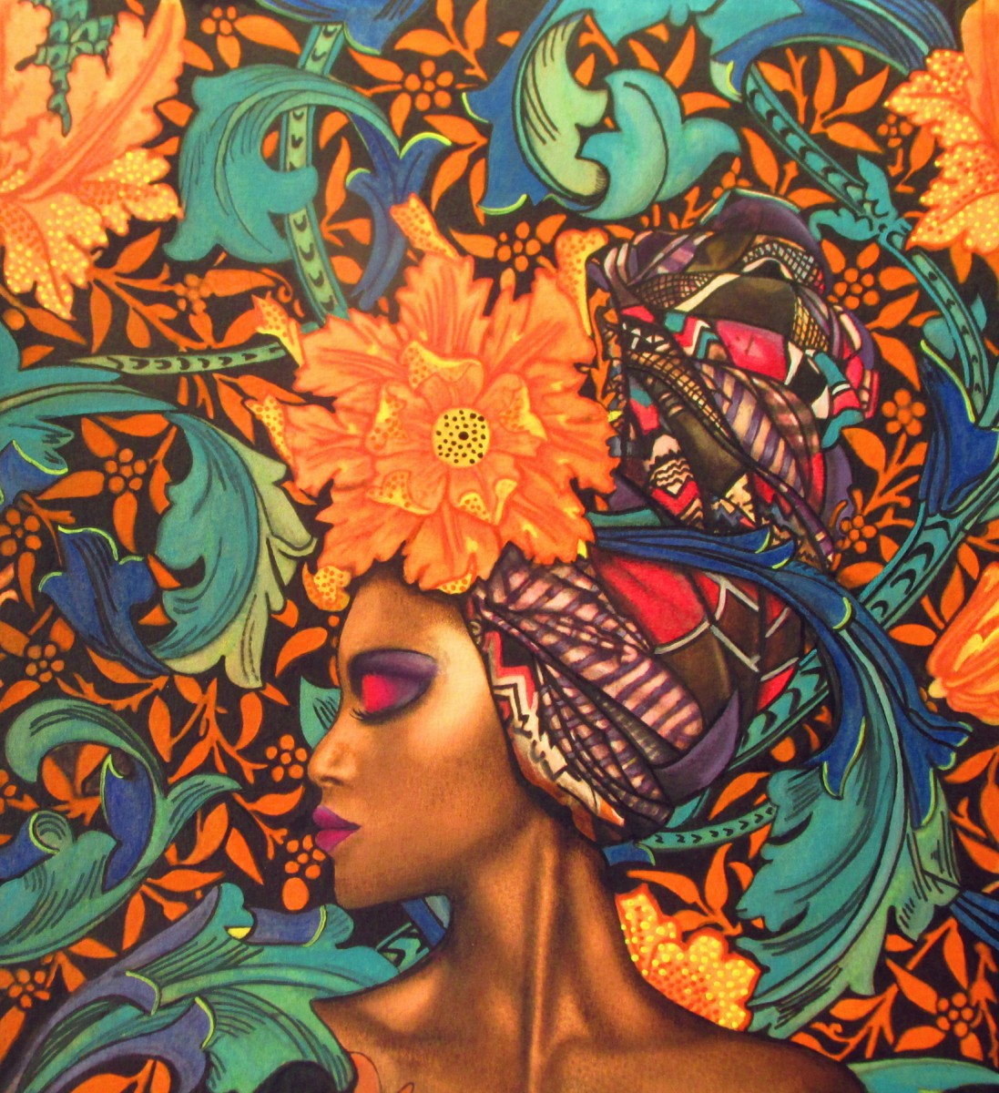 Art History Calendar : Art exhibit come together in honor of black history
