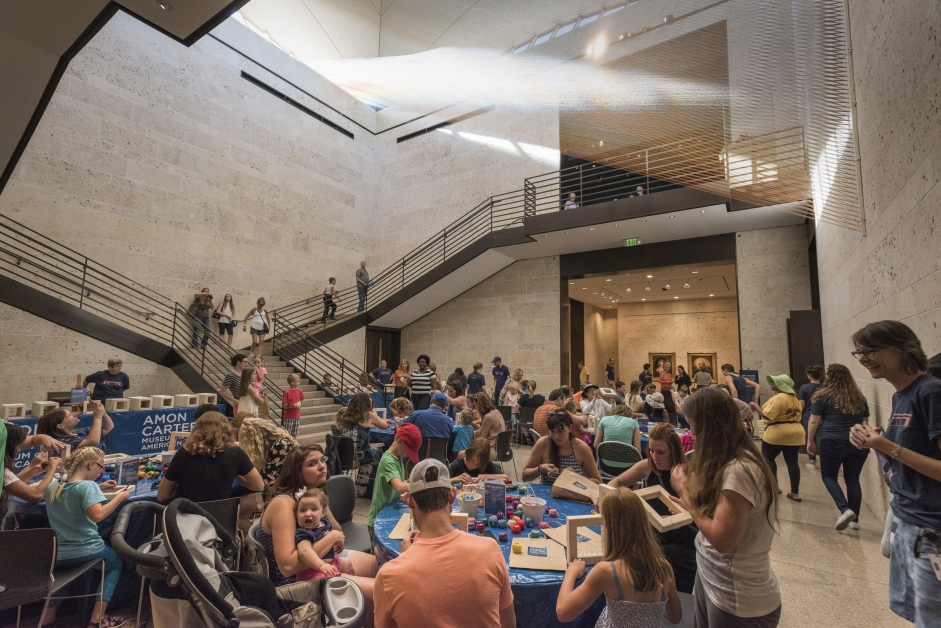 Image result for Spring Break at the Amon Carter