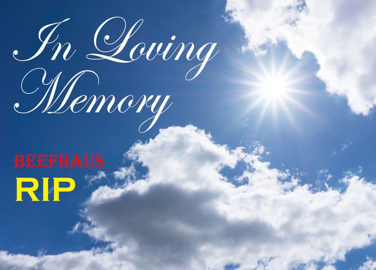in loving memory rip beefhaus art seek arts music culture for