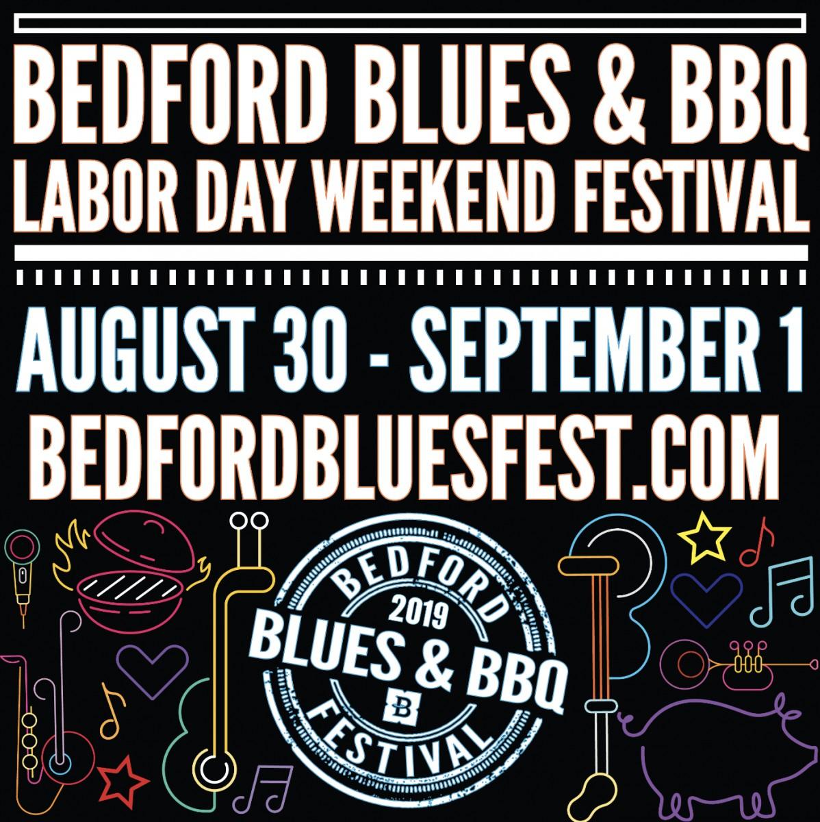 11th annual bedford blues amp bbq festival artampseek arts