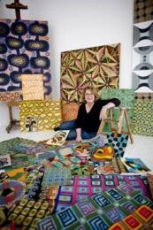 Pamela Nelson's Studio