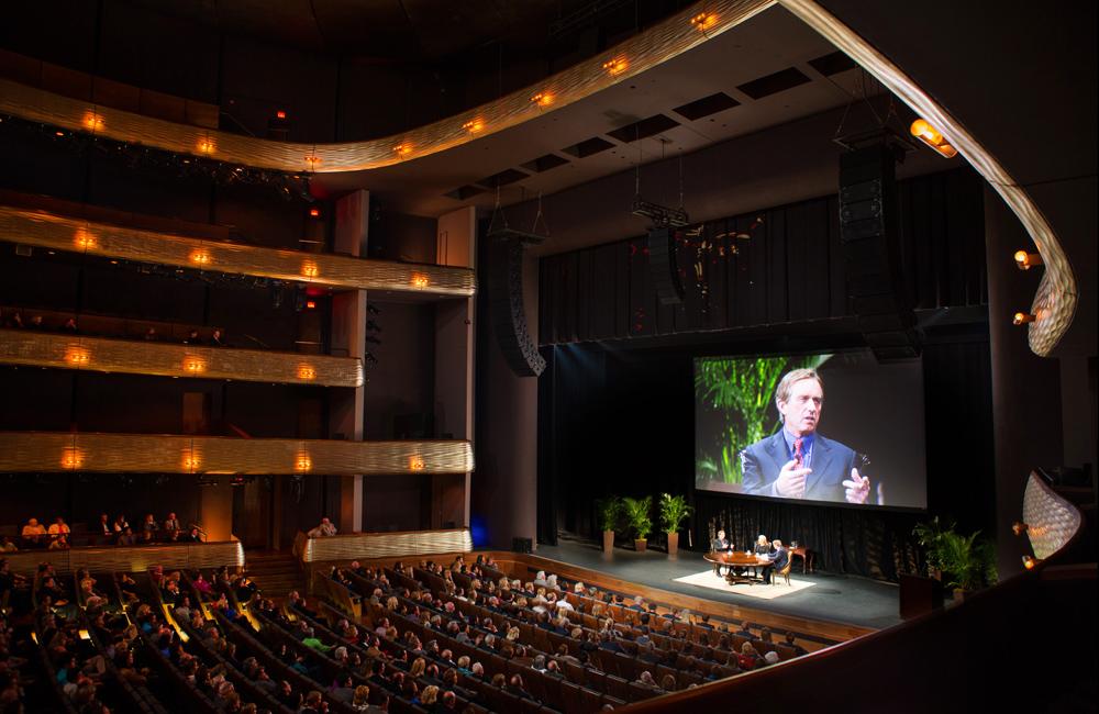 winspear opera house - at&t performing arts center | art&seek | arts