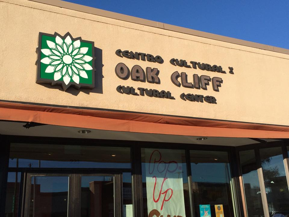 Oak Cliff Cultural Center | Art&Seek | Arts, Music ...