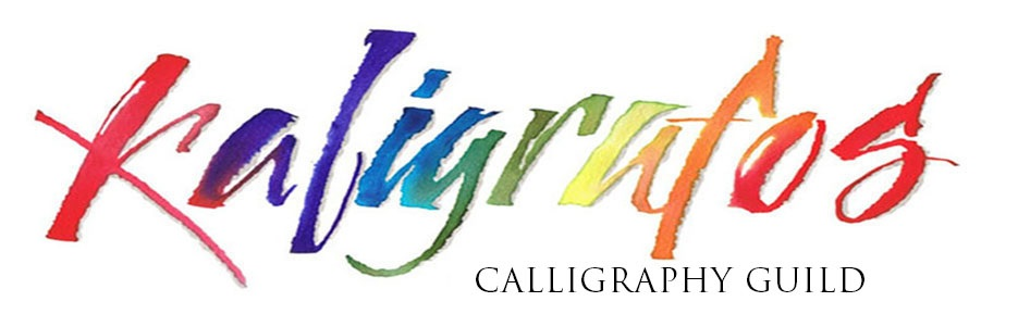 Kaligrafos the dallas calligraphy guild art seek arts Calligraphy classes near me