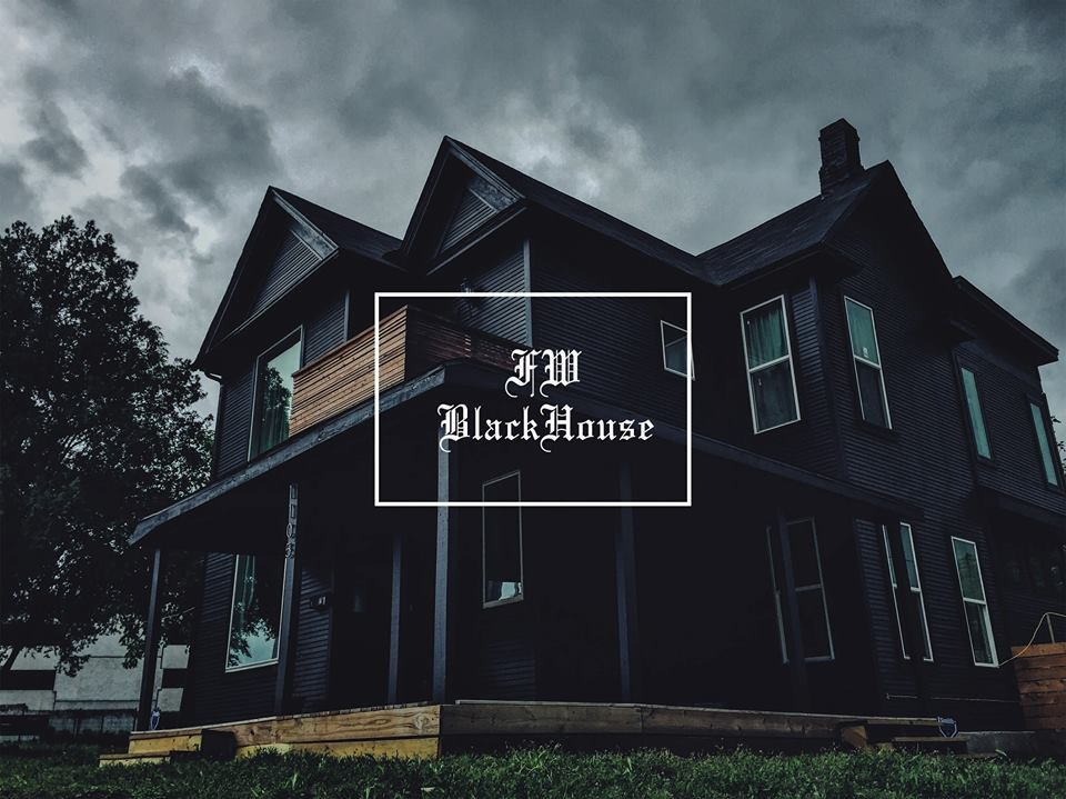 Fort worth black house