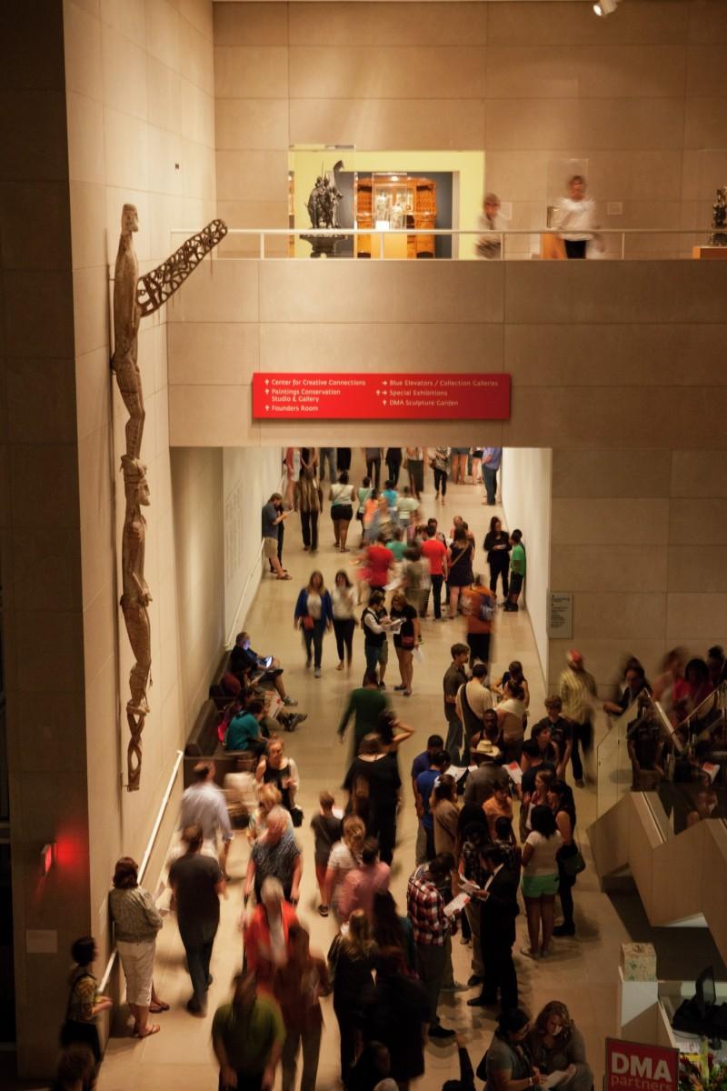 essay on dallas museum of art