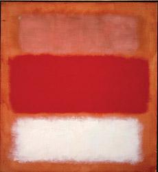 Mark Rothko: Light Cloud, Dark Cloud (1957)