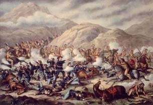 Battle of Little Bighorn — Custer's Last Stand