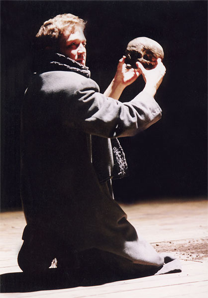 Hamlet — from the Chekhov International Theatre Festival