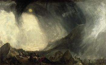 J. M. W. Turner, Hannibal Crossing the Alps