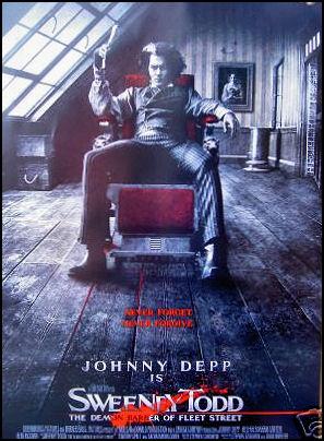 Sweeney Todd, 2007 movie