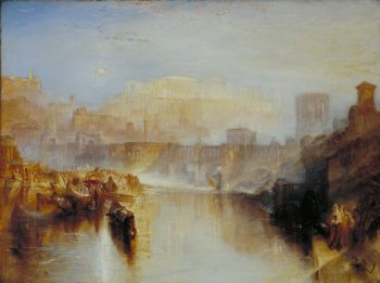 JMW Turner, Ancient Rome