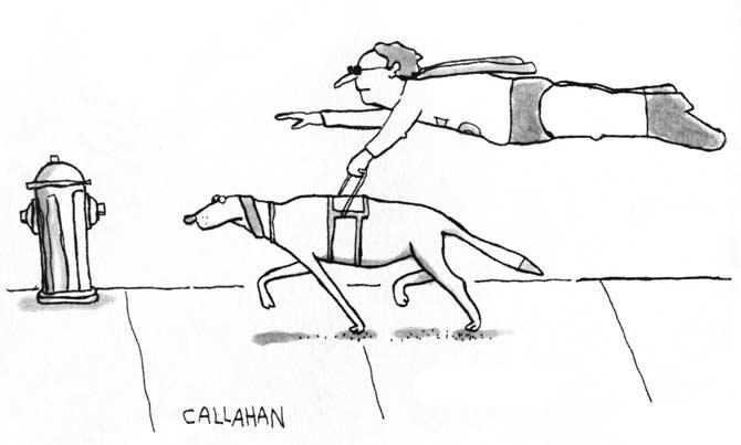 John Callahan: Touch Me Some Place I Can Feel | Art&Seek | Arts ...