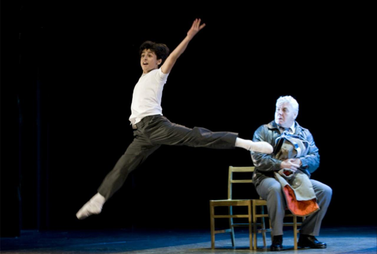 billy elliot the movie review Sir thomas allen, the real-life performer who inspired the billy elliot story,   houses was the inspiration for the film about a young ballet dancer.