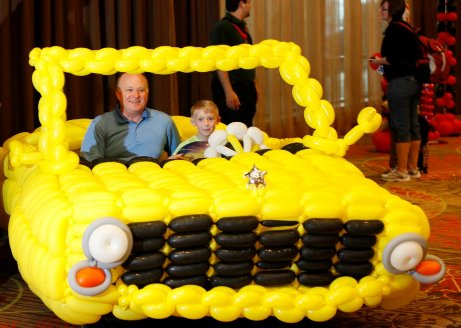 Art&Seek Jr: Balloons and Chalk Get Their Own Festivals ...