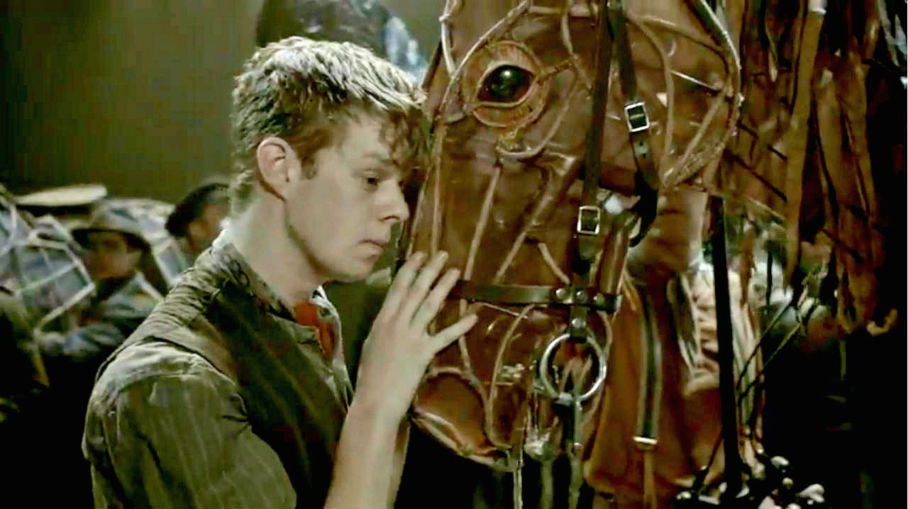 war horse book report Beautifully performed by dan stevens, 'war horse' has taken the world by storm first published back in 1982, the book was adapted to the stage and was performed at.
