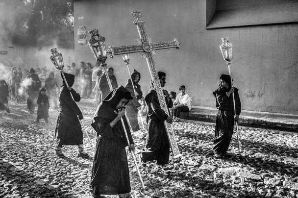 afternoon procession