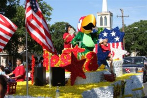 Irving loves to put on a parade.  Photo: City of Irving