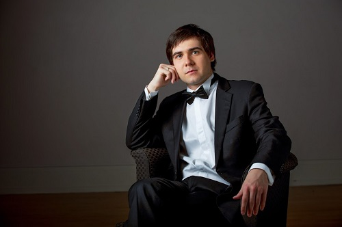 2013 Cliburn Gold Medalist Vadym Kholodenko Photo: Ellen Appel/The Cliburn