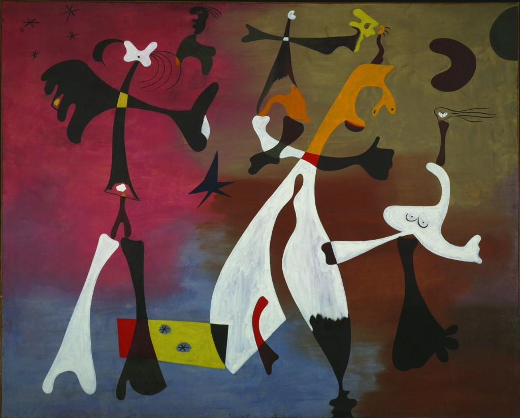 Miro, Personages