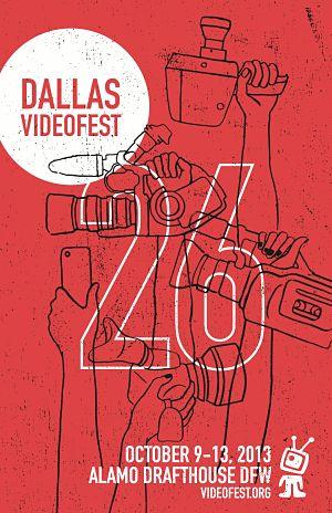 Dallas Video Fest 2013