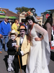 Head to Denton this weekend for some Dia de los Muertos fun. (Photo: Jae Roberts/Denton's Day of the Dead)