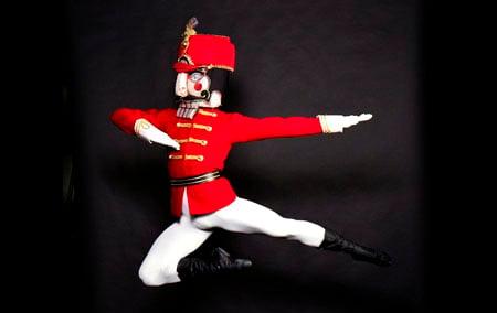 Photo by Steve Visneau Courtesy of Texas Ballet Theater