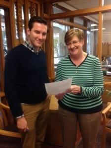 Denton musician Glen Farris filed Wednesday to run for a spot on the Denton City Council. (Glen Farris/Facebook)