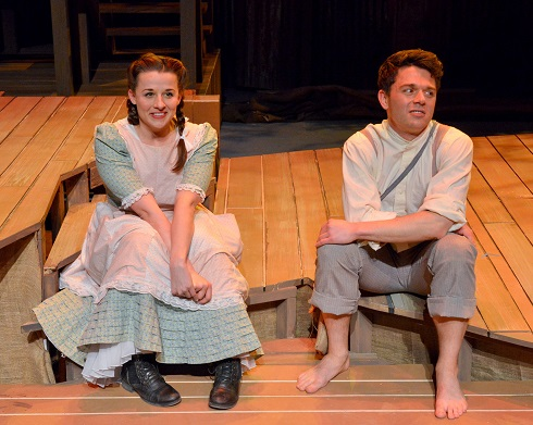 "Watch a book come to life at ""The Adventures of Tom Sawyer"" at the WaterTower Theatre. (photo: WaterTower Theatre)"
