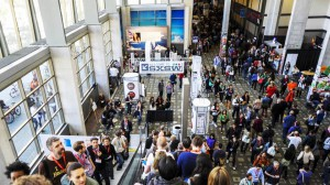Crowds filled the Austin Convention Center for this weekend's sessions at SXSW Interactive. (SXSW)