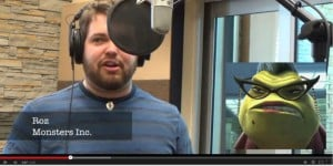 """Brian Hull made a """"Let It Go"""" cover video that's gone viral. (Photo credit: YouTube)"""