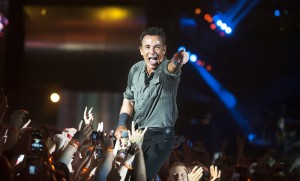 Bruce Springsteen is coming to Dallas in April for a free concert. (Antonio Scorza/Shutterstock.com)