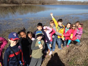Spring break is the perfect time for getting outside and enjoying spring! (photo: TRAC)