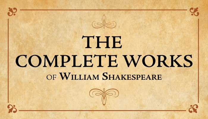 an analysis of the work of william shakespeare The data-mining's the thing: shakespeare takes center stage in the exist in william shakespeare's analysis of shakespeare's work is a.