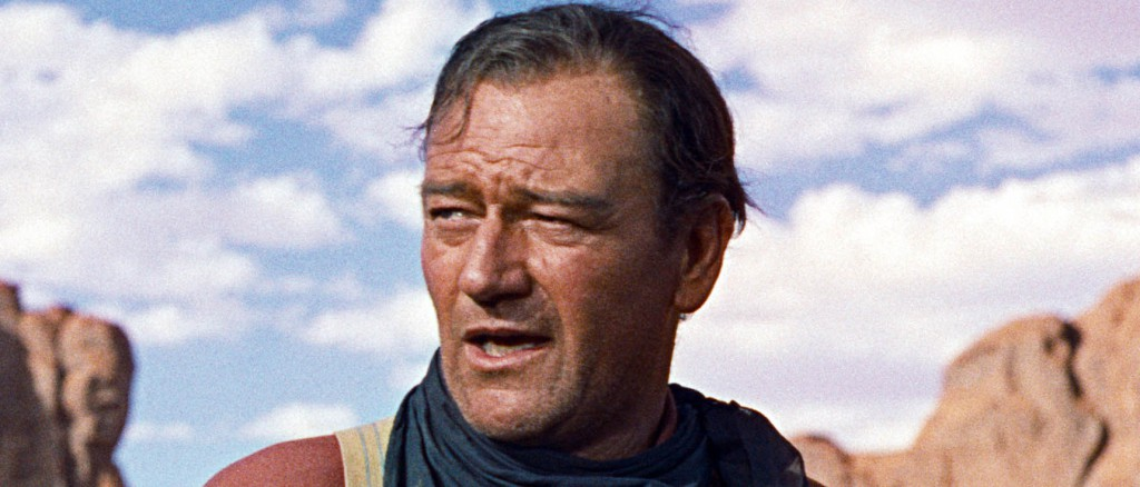 The Searchers represents the pinnacle of the John Wayne-John Ford partnership. Photo: Warner Bros.