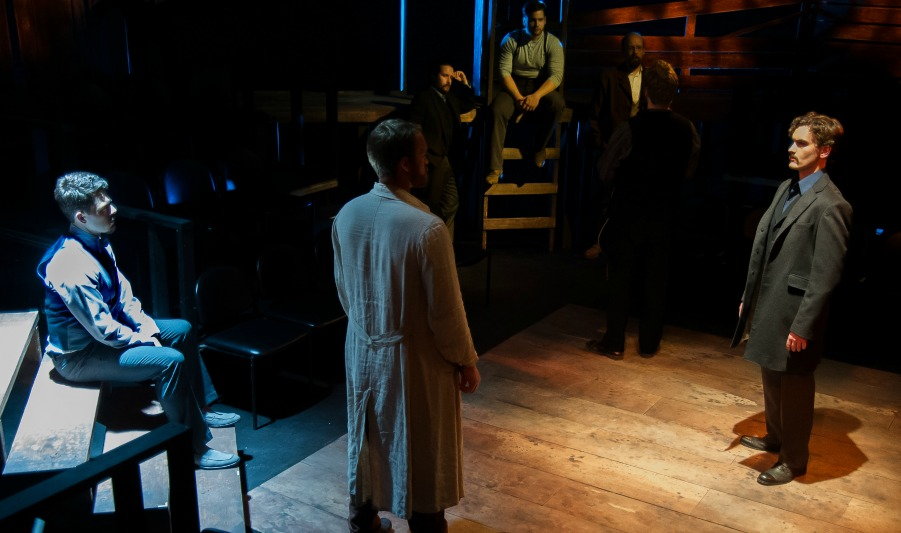 STT's BOOTH - Cast - by Ellen Appel (2)
