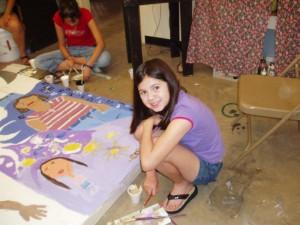 Be creative this summer! (photo: Artes de la Rosa)