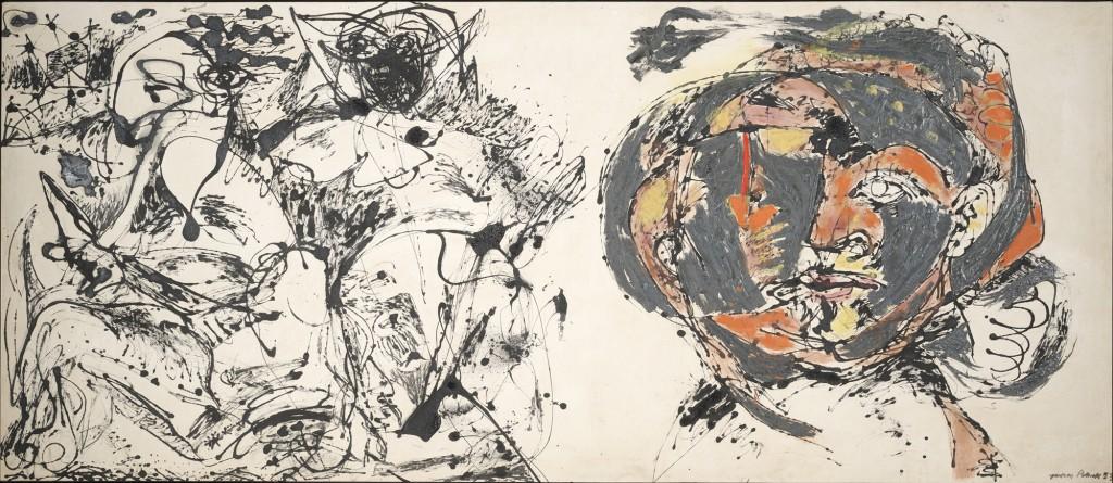 Jackson Pollock_Portrait and a Dream