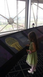 See Dallas from the clouds at the Geo-Deck in Reunion Tower (Photo: Sheryl Chow Johnson/Reunion Tower)