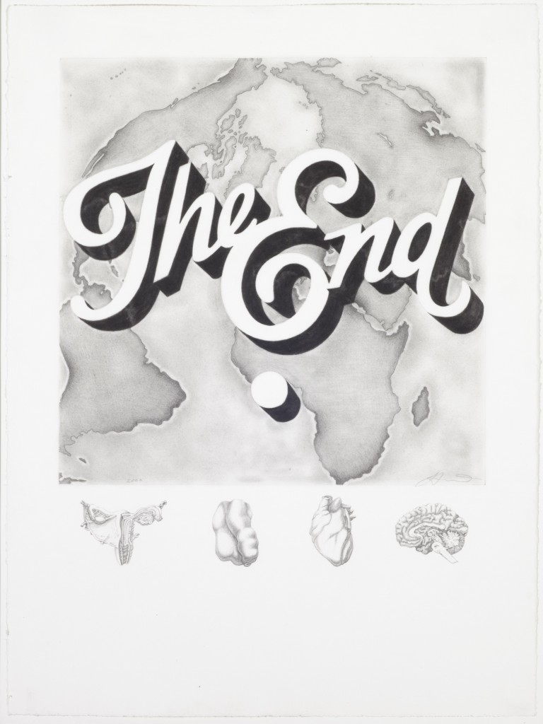The End. Benito Huerta