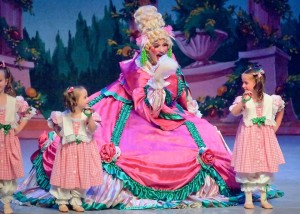 There are 'Nutcrackers' for everyone this holiday season! photo: Festival Ballet of North Central Texas