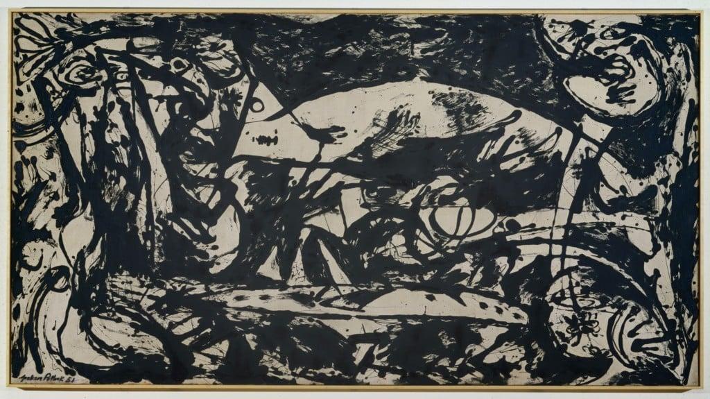 Jackson Pollock Number 14 1951