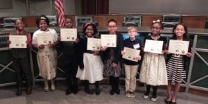 Be inspired at the 23rd Annual Gardere MLK Jr. Oratory Competition. Photo: Dallas ISD