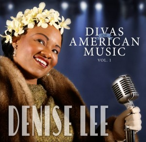 Promotional art for Denise Lee's cabaret show. Photo: Denise Lee OnStage