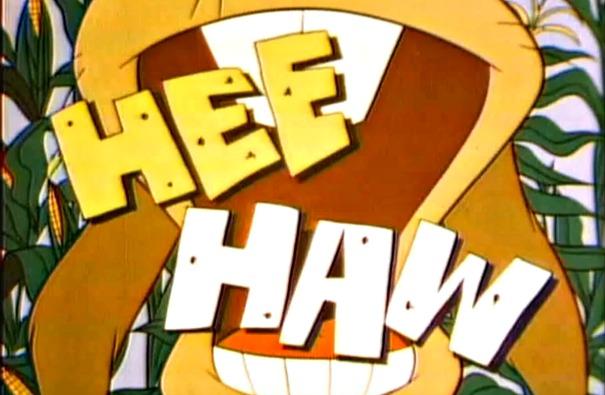 hee haw image