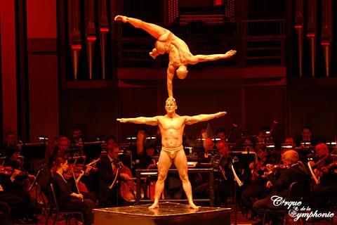 Photo: Cirque de la Symphonie